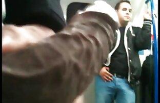 شلخته دارای موی سرخ ویکتوریا دانیلز با سوراخ شکسته می شود فاک در فیلم سوپر سینه مقعد
