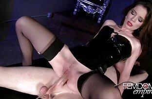 ساندرا رومن می شود توسط دو را cocks بزرگ سینه کوچک سکسی