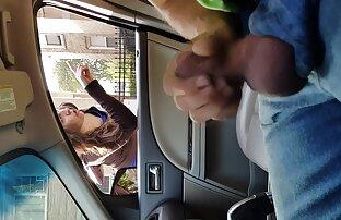 یک مرد طاس fucks در دارای موی سرخ نوجوان در سکس خوردن سینه طول یک ریخته گری با یک پلاگین مقعد در نقطه